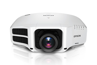 Epson Pro G7400UNL WUXGA 3LCD Projector w/ 4K Enhancement (No Lens) - OPEN BOX