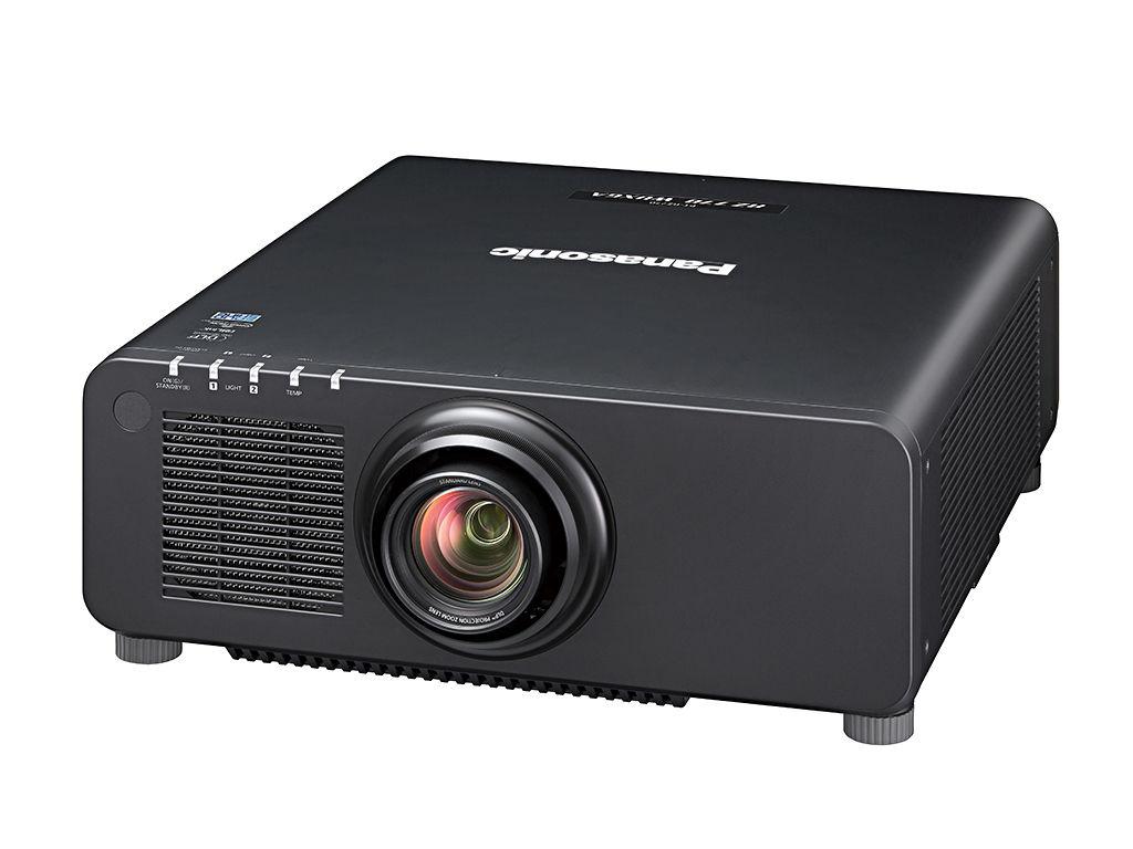 Panasonic PT-RW620LBU 6200lm WXGA DLP Laser Projector, Black (No Lens)