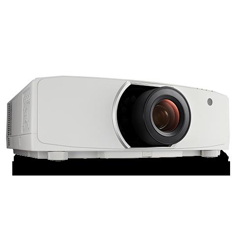 NEC NP-PA653U 6500lm WUXGA LCD Installation Projector (No Lens), USED