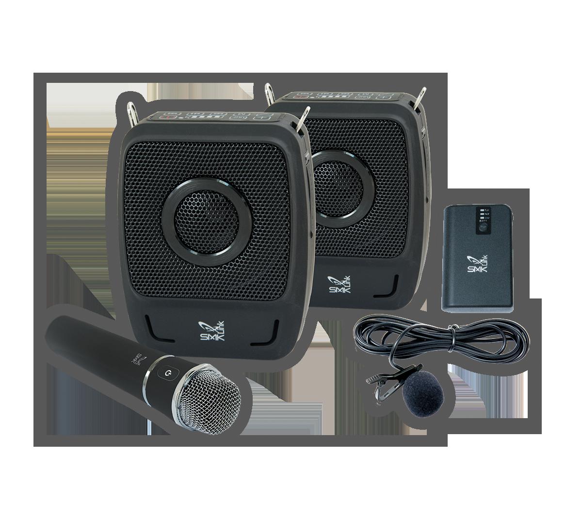 SMK-Link VP3450 GoSpeak! Duet Ultra-Portable Personal PA System