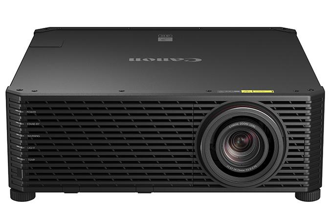 Canon REALiS 4K600Z 6000lm 4K Multimedia Laser Projector