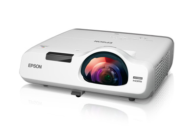 Epson PowerLite 525W WXGA 3LCD Projector, Refurbished