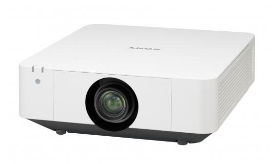 Sony VPLFH60/W-R WUXGA 5000 Lumens 3LCD Lamp Projector, Refurbished