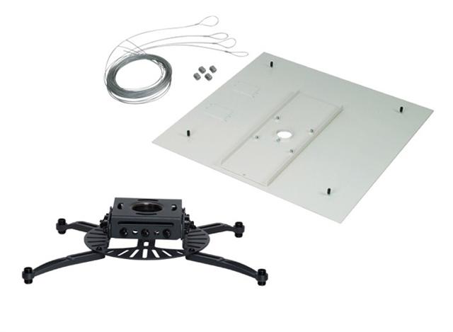 Premier PDS-FCMA-QL Projector Mount/False Ceiling Adapt/Quick Lock Cbl