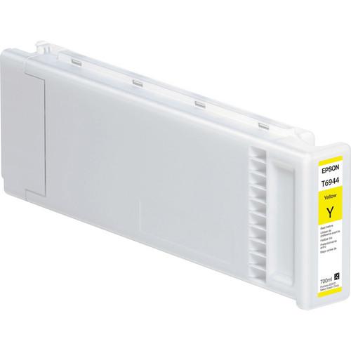 Epson UltraChrome XD Yellow 700 mL Ink Cartridge