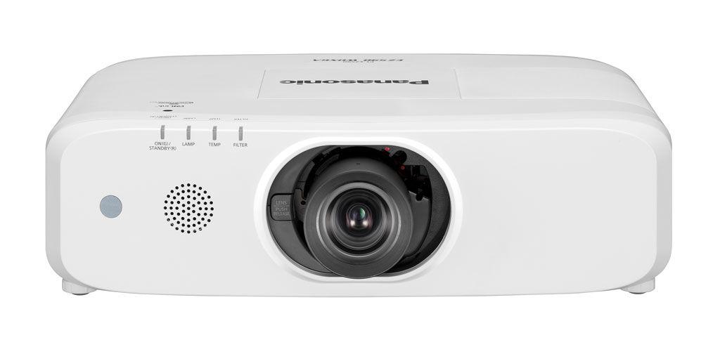 Panasonic PT-EZ590LU 5400lm WUXGA LCD Projector (Lens Not Included)