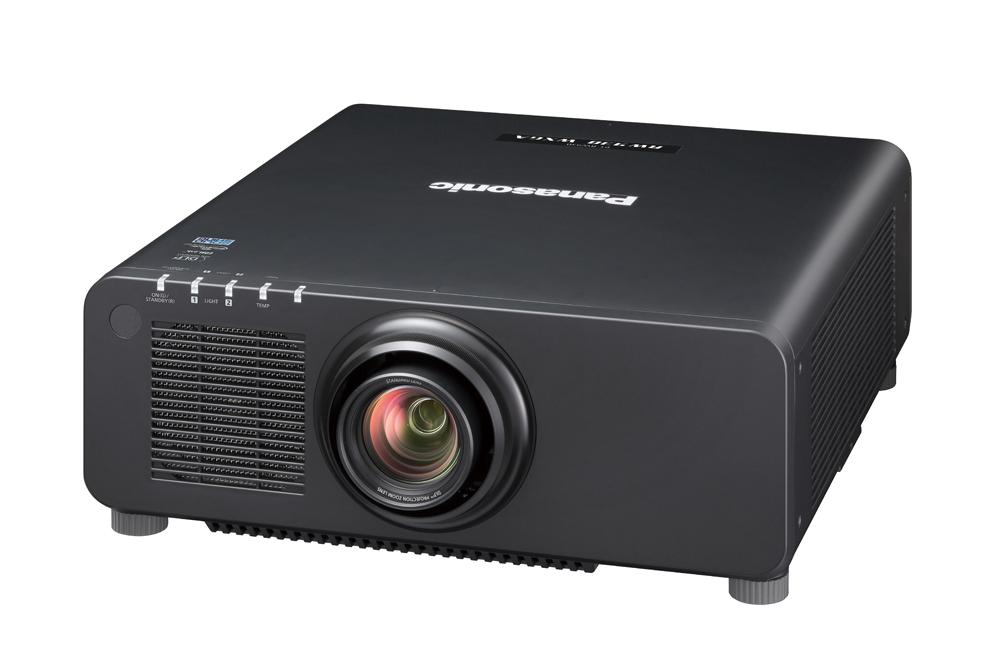 Panasonic PT-RW930BU 10000lm WXGA DLP Laser Projector, Black