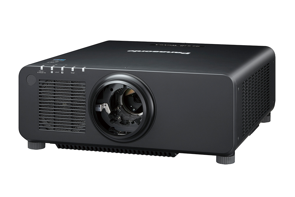 Panasonic PT-RZ970LBU 10000lm WUXGA DLP Laser Projector, Black (No Lens)