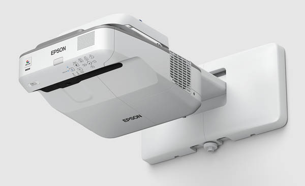 EPSON BrightLink 685Wi 3500lm WXGA Pen-Based Interactive Projector, Refurbished