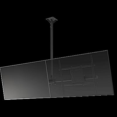 Crimson CM2KIT-8U In-line Multi-Display System for two 32-65in Displays