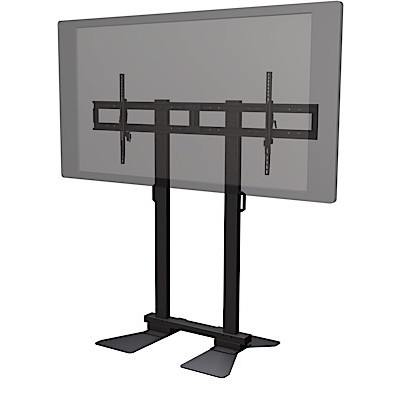 Crimson RSS100 Heavy Duty Floor Stand for Displays larger than 70in