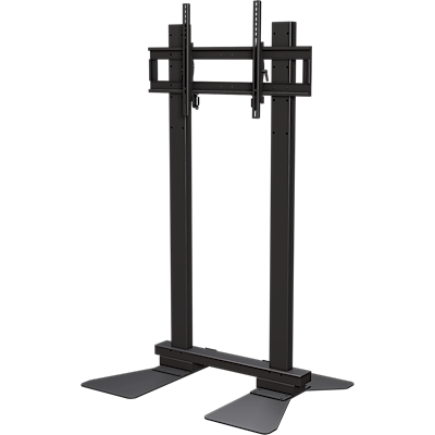 Crimson S90 Heavy Duty Floor Stand for Displays larger than 60in