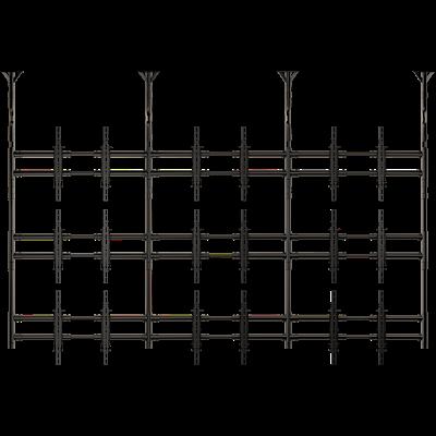 Crimson VWC47 FlexWall video matrix flying frame for 40-47in. Displays