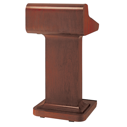 Product Da Lite 74604 25in Traditional Pedestal Lectern