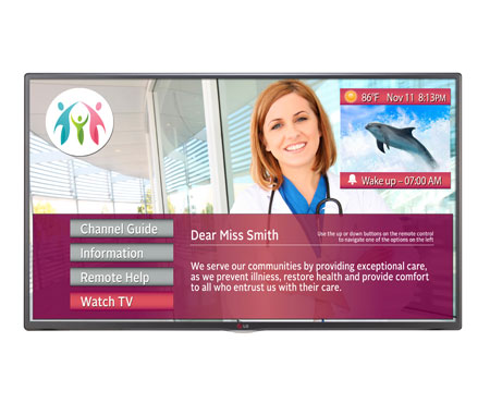 LG 32LY560M Hospital Grade LED HDTV Pro:Centric Single Tuner 32in.