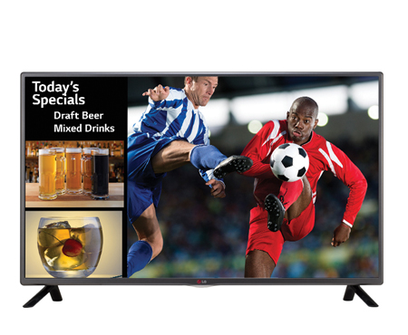LG 55LY540S 55in. TV tuner built-in Digital Signage
