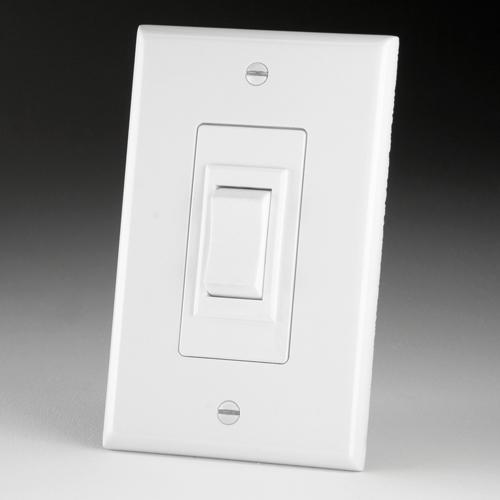 Da-Lite 80575 Replacement Wall Switch 115V (White)