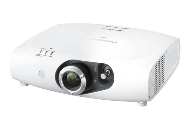 Panasonic PT-RW330U 3500lm WXGA 1DLP LED/Laser Hybrid Projector- White