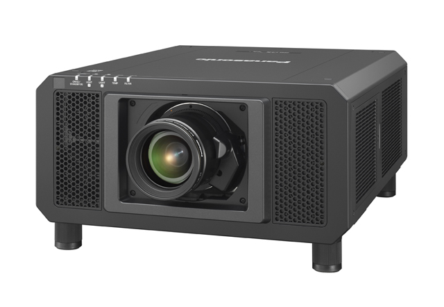 Panasonic PT-RQ13KU 10000lm 4K 3DLP Laser Projector (Lens Not Included)