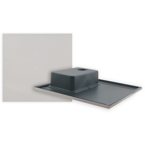 Kramer SPK-C814 Complete K-overage ESD Ceiling Speakers Half-tile Stereo