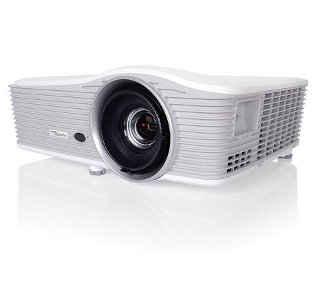 Optoma WU515T 6000lm WUXGA Professional DLP Projector w/ HDBaseT, Refurbished