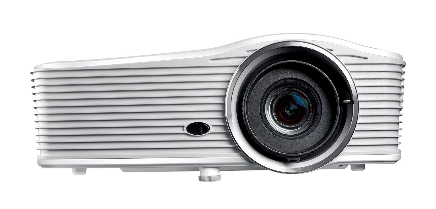 Optoma WU615T 6500lm WUXGA Professional DLP Projector w/ HDBaseT, Refurbished