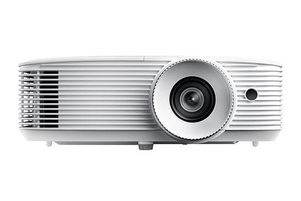 Optoma HD27HDR 3400lm Full HD DLP Home Theater Projector, Refurbished