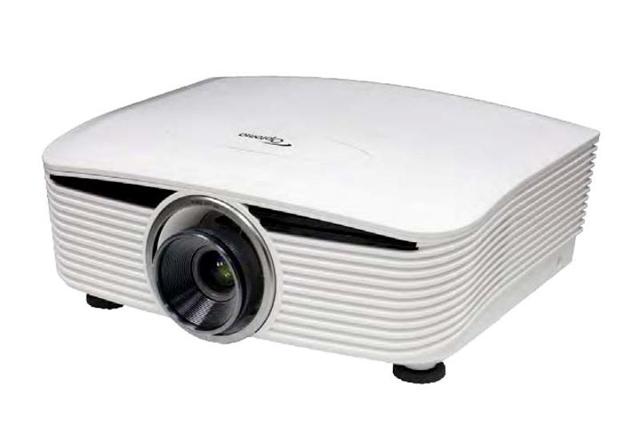 Optoma EH505 5000lm WUXGA Integration Projector (White), Refurbished