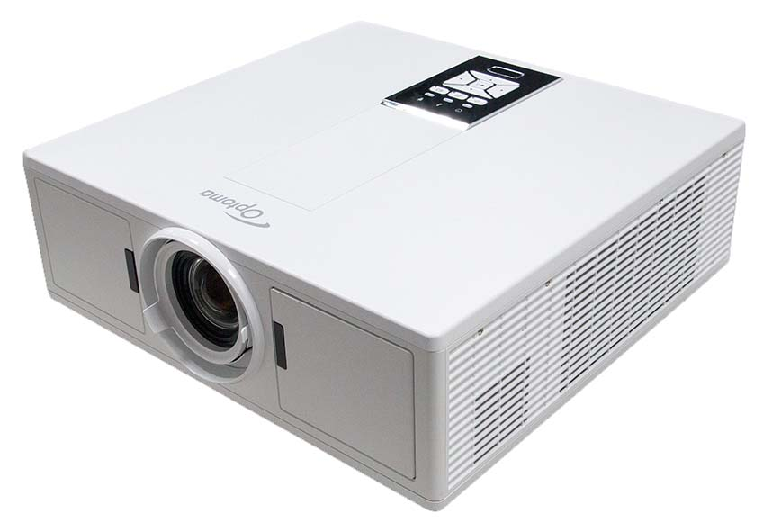 Optoma ZU510TW 5500lm WUXGA DLP Installation Projector, Refurbished