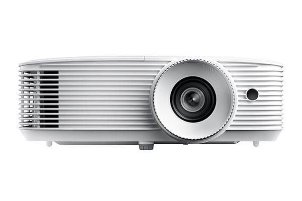 Optoma EH334 3600lm Full HD DLP Desktop Projector, Refurbished