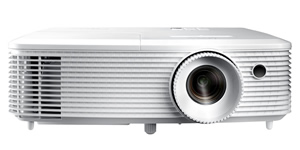 Optoma S365 3600lm SVGA 3D DLP Projector, Refurbished