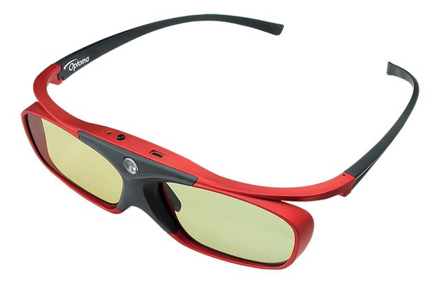 Optoma ZD302 DLP Link 3D Glasses, Refurbished