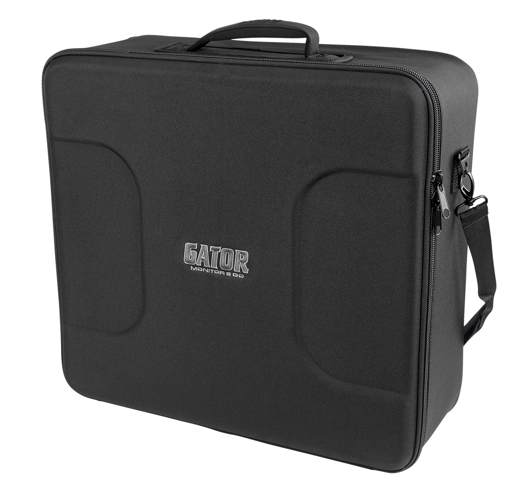 Gator G-MONITOR2-GO22 Rigid EPS Foam Lightweight Monitor Case for up to 22in