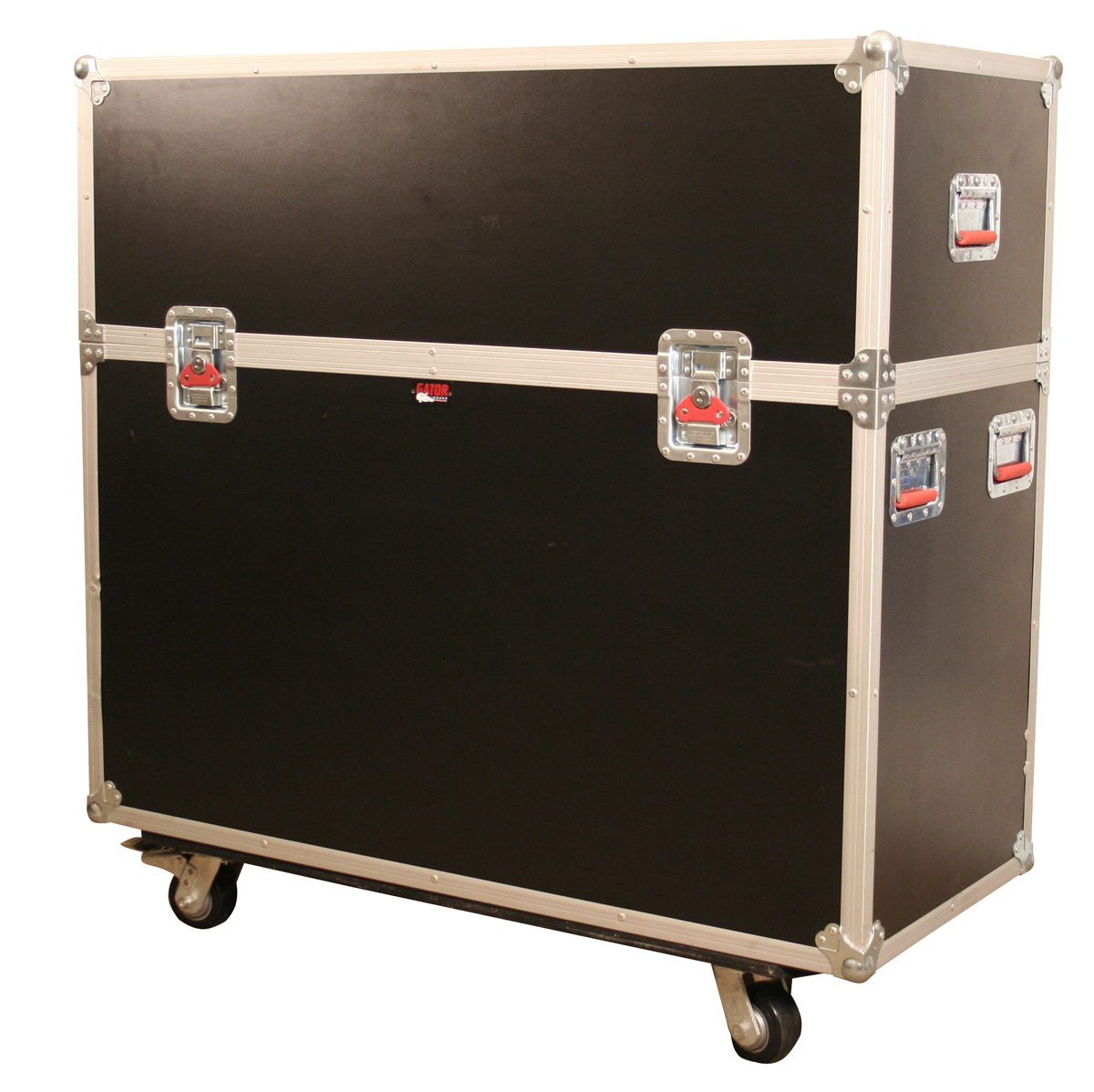 Gator G-TOURLCDLIFT65 ATA Wood 55in. Flight Case Hydraulic LCD Lift & Casters