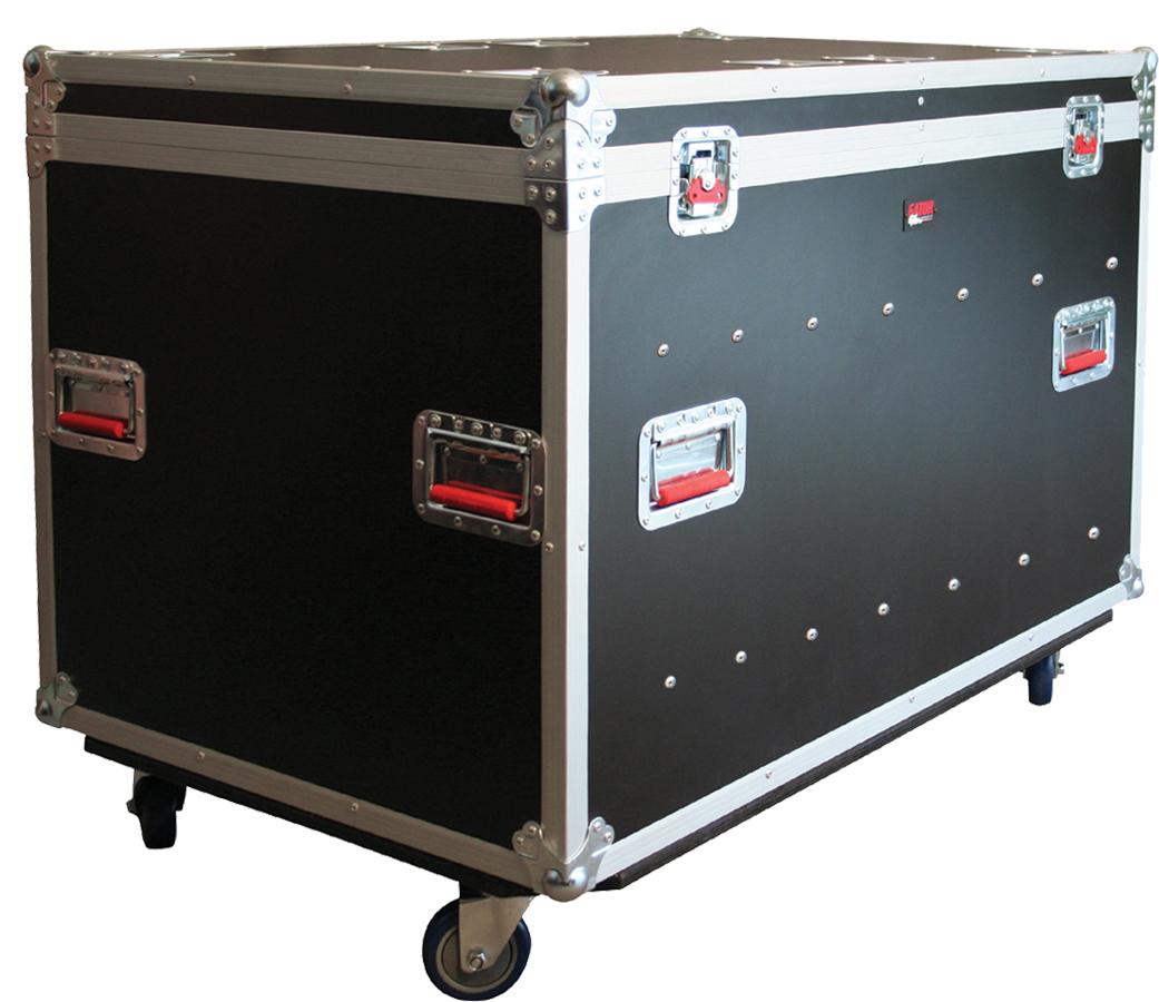 Gator G-TOUR-LED8-2626 12mm Tour Style case for 8 LED Panels