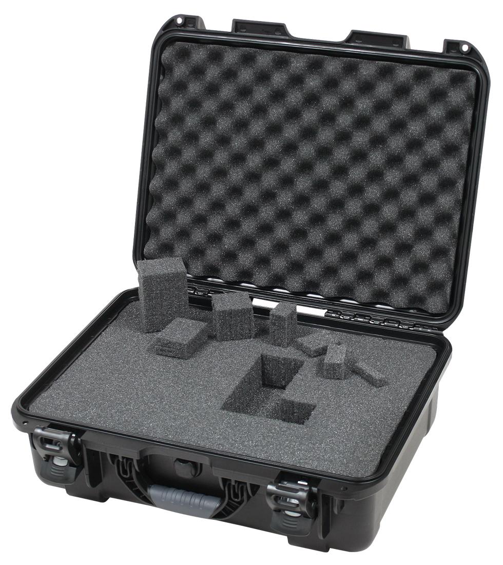 Gator GU-1813-06-WPDF Waterproof Case w/ Diced Foam, 18 x 13 x 6.9in.