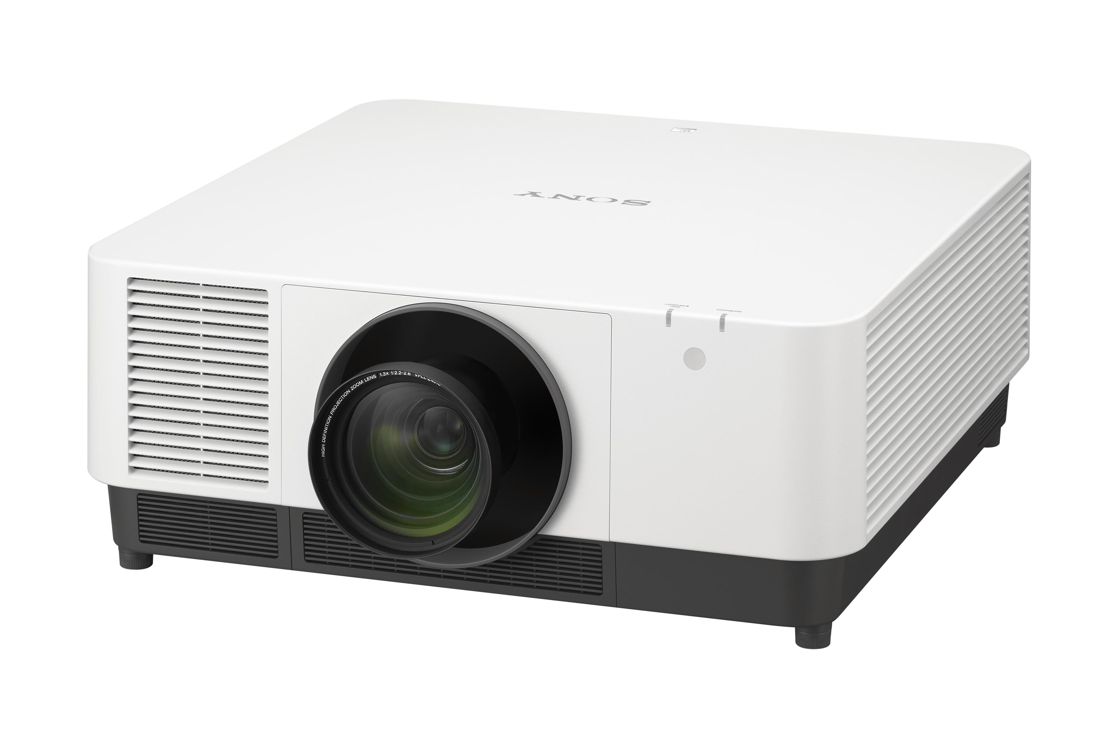Sony VPL-FHZ120L/W 9000lm WUXGA Laser Projector (White)