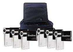 Hamilton HDV5200-6 HD Camcorder Explorer Kit, 6 Cameras