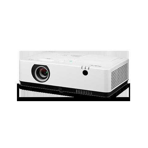 NEC NP-ME372W 3700lm WXGA LCD Projector, Refurbished