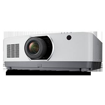 NEC NP-PA653UL 6500lm WUXGA LCD/Laser Projector (No Lens), Refurbished