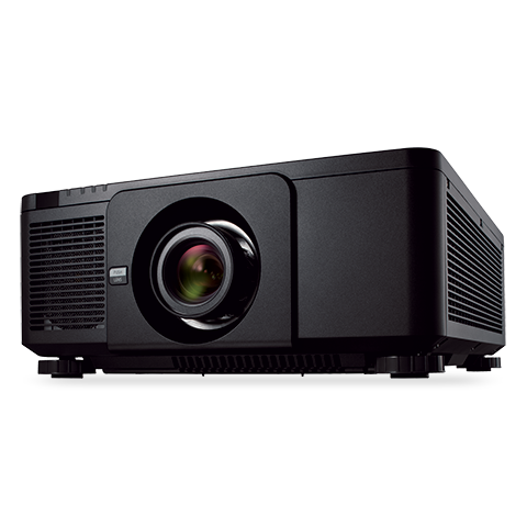 NEC NP-PX1004UL-BK 10,000lm WUXGA DLP Projector, Black (No Lens), Refurbished
