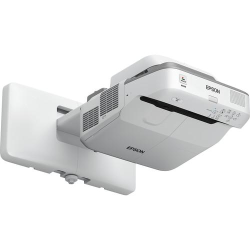 EPSON PowerLite 680 XGA 3LCD Projector for SMART