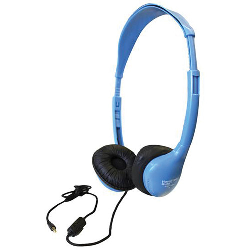 Hamilton MS2-AMV SchoolMate iCompatible Personal Headset (Blue)