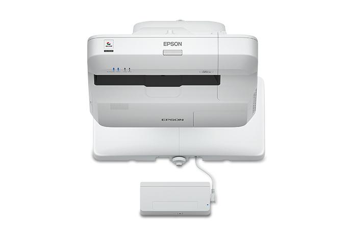 Epson BrightLink Pro 1460Ui 4400lm WUXGA Interactive Projector, Refurbished