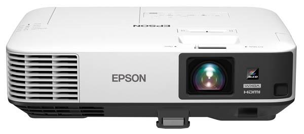 EPSON PowerLite 2140W 4200lm WXGA Conference Projector, Refurbished