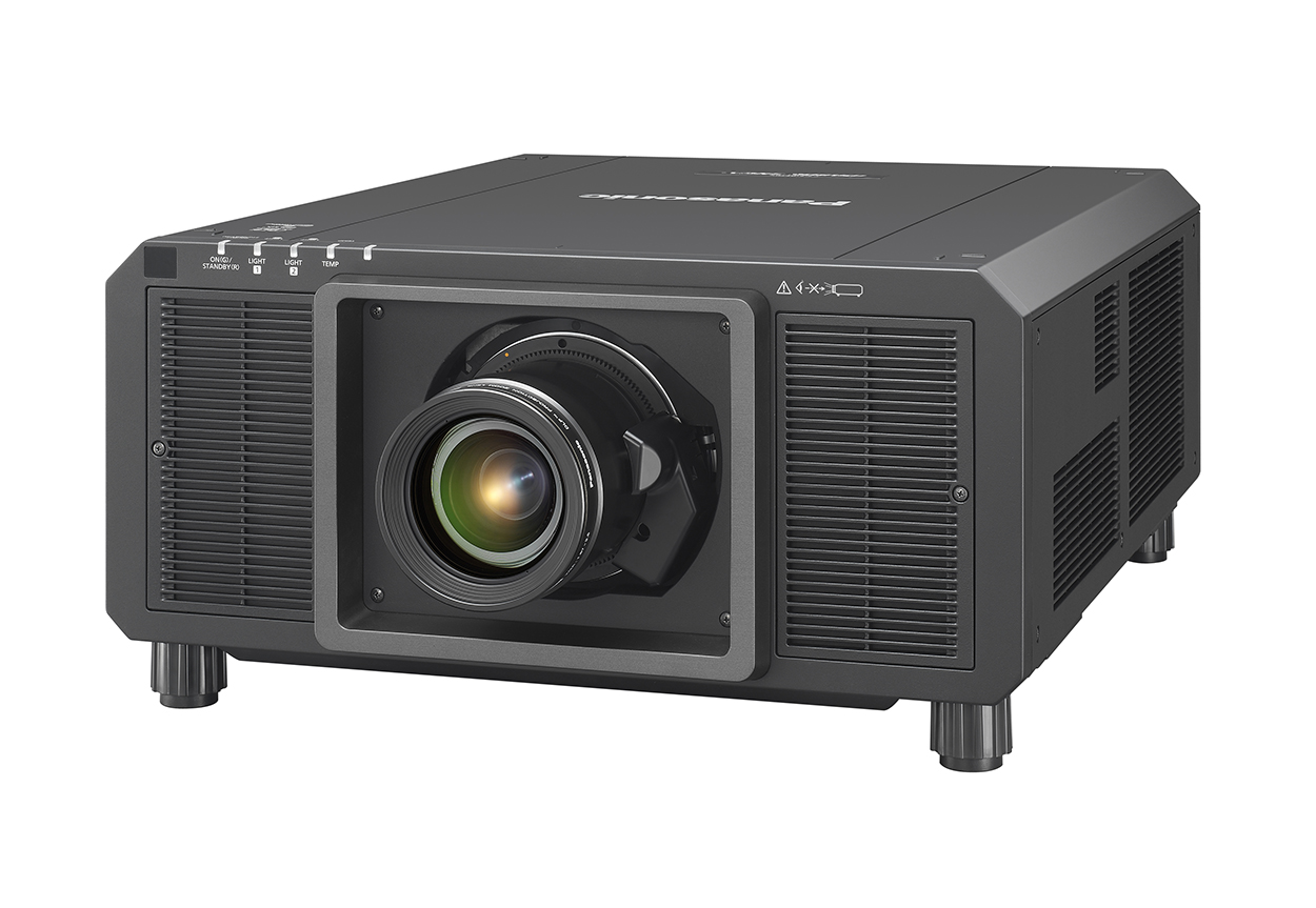 Panasonic PT-RQ22KU 20,000lm 4K+ 3-DLP Laser Projector