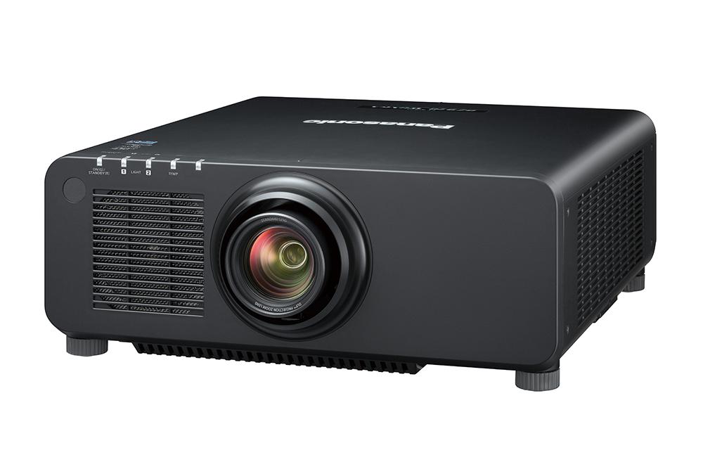Panasonic PT-RZ870BU 8500lm WUXGA DLP Laser Projector, Black