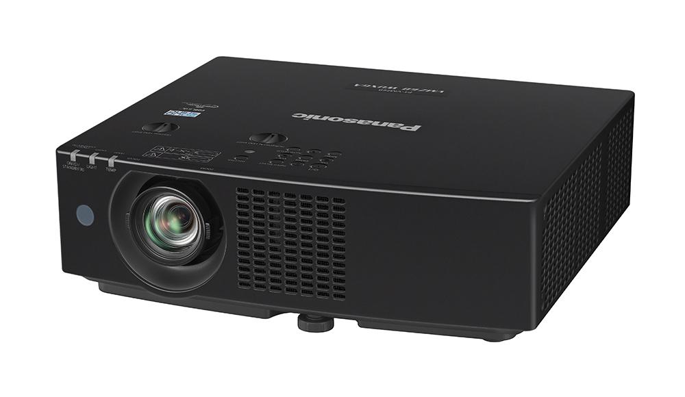 Panasonic PT-VMZ60BU 6000lm WUXGA LCD Laser Projector, Black