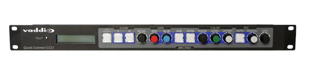 Vaddio 998-6897-000 QuickConnect CCU Kit for BRC-H900