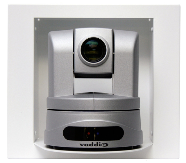 Vaddio 999-2225-018 In-wall Enclosure for ClearVIEW HD-20/19/18/USB/22/30